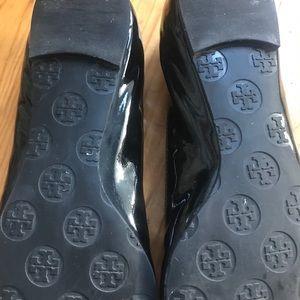Tory Burch Shoes - Tory Burch Patent Leather Reva Flats, 8